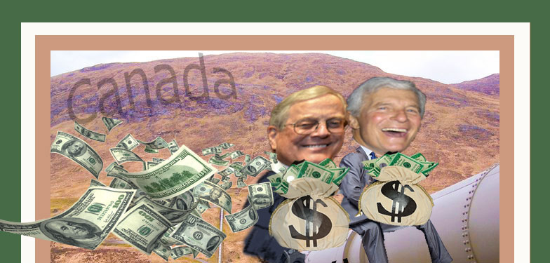 KOCH BROTHERS AND KEYSTONE XL