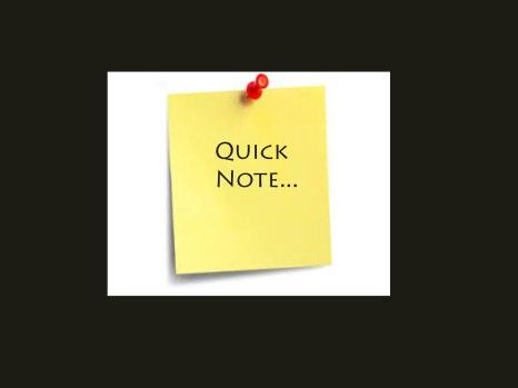 quicknoteblog